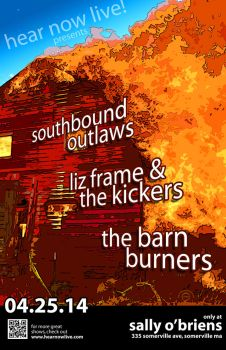 April 25 2014 - Sally O'Brien's Southbound Outlaws by Quikdeth