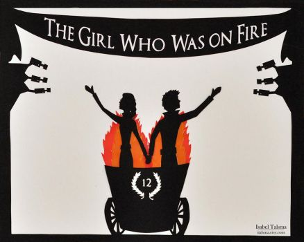 Girl Who Was On Fire by fit51391