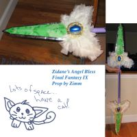 Angel Bless Prop by PrincessSnowglobing