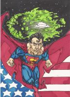 SUPERMAN 2 by leagueof1