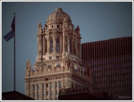 Chicago buildings....20 by gintautegitte69