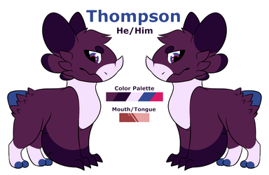 (Wyngro) Thompson - Reference by TankySina
