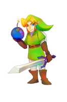 SMASH: Link by Zeighous