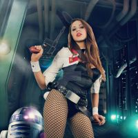 Bunnie Solo by brobert78