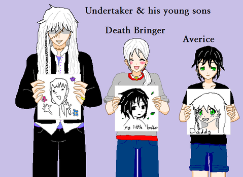 undertaker and kids by the-alchemy-of-me