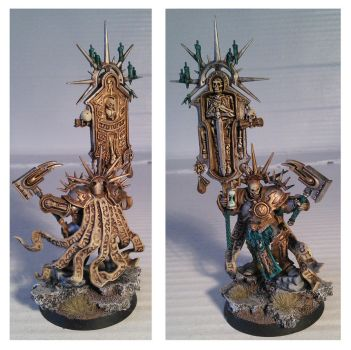Age of Sigmar Relictor by WoodlandHermit