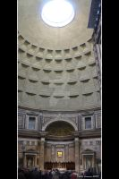 Inside the Pantheon by Keith-Killer