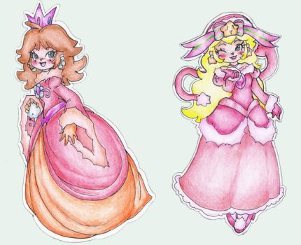 Merry Christmas, princesses by SuperCaterina