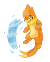 Buizel Day by teuga