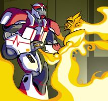 TF:P Ratchet and Arcana by Underbase