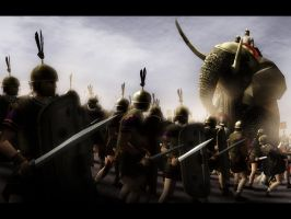 The Punic Wars by MarcelPater