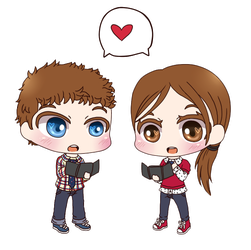 Fitzsimmons Chibis by Rugi-chan