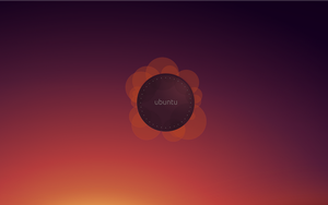 UBUNTU PHONE OS WALLPAPER by alezzacreative