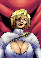 Power Girl 4 by Abt-Nihil