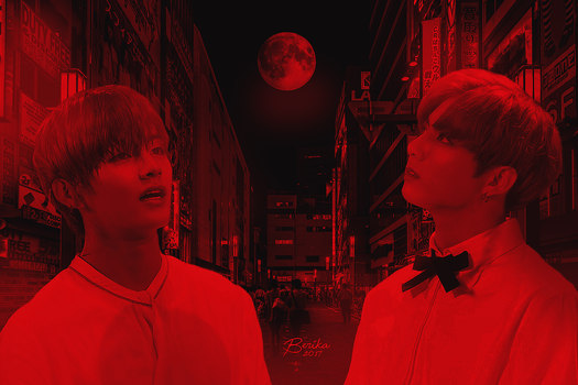 boys meet moon by btchdirectioner