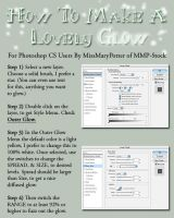How To Make Things Glow by mmp-stock