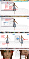 MMD Faical tutorial by MMDKasumi2140