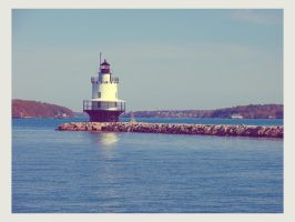 Spring Point Ledge Lighthouse by sataikasia