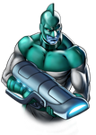 Canceled project - Kree soldier by Fan-the-little-demon