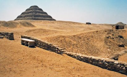 Pyramid of Djoser 2 by AlberichPotter