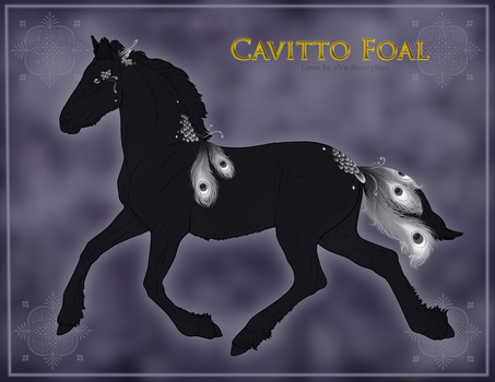 Cavitto Foal ID 1463 by monymay14