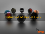 Disturbed Material Pack by AKLP