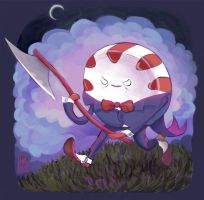 Peppermint Butler by Inprismed
