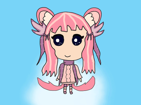 Requested-Mia The Chibi Animation by MyMelodyOfTheHeart