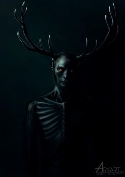 Wendigo by Arkarti