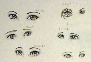 Eyes by EllaWilliams