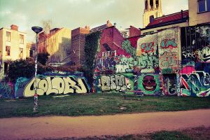 Graffiti park by TheDesignConspiracy