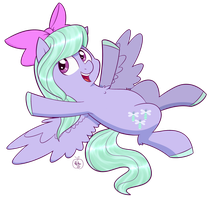 Floofy Flitter by NotEnoughApples