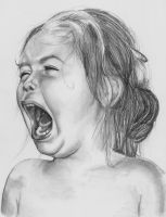 scream-Created for Drawing Day by poppemieke