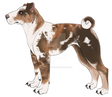 Dog Commission by Queen-Neomorph