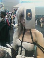 Human GLaDOS by GothicHalo88