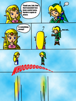 Zelda OoT--Defying Gravity by Stareon