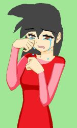 Me Crying by CrystalDragon123