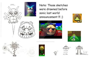 Funny facts with sonic lost world by funkyjeremi