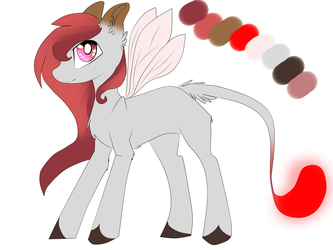 Firefly Pony 2 Adopt CLOSED by xtm-aru