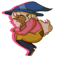 Sad Taako by edamames