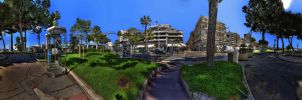 Cannes at 360 Degree I by Aerostylaz