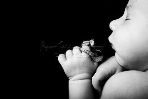 baby I.....with rings by CreativeExpressions