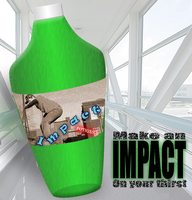 Make an Impact on your Thirst by lbacud
