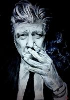 David Lynch by KaterinaRss