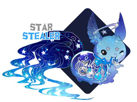 { Pacapillar-Advent } Star Stealer (Over!) by Zoomutt