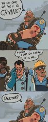 Heavy is so Tsundere by TimeLordEnglish