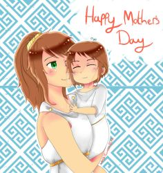 Mothers day. by World-Twinkle-Bird