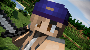 Lemme take a selfie! MINECRAFT EDITION by Sabliime