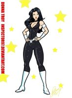 Donna Troy by Inspector97