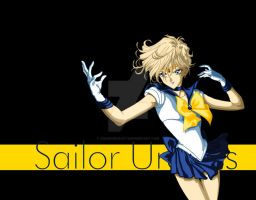 Sailor Uranus by AmarineCraft